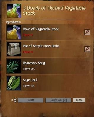 Herbed Vegetable Stock