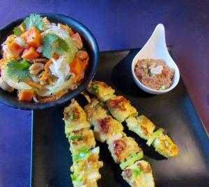 Thai-Style-Salad-Chicken-Satay-Skewers-3