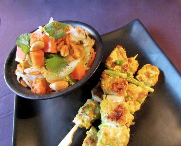 Thai-Style-Salad-Chicken-Satay-Skewers-6