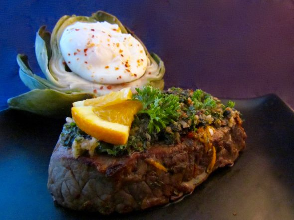 Fire-Steak-Chimichurri-Roasted-Artichoke-1