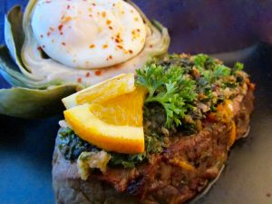 Fire-Steak-Chimichurri-Roasted-Artichoke-3
