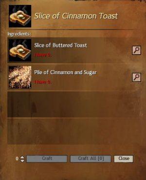 cinnamon-toast