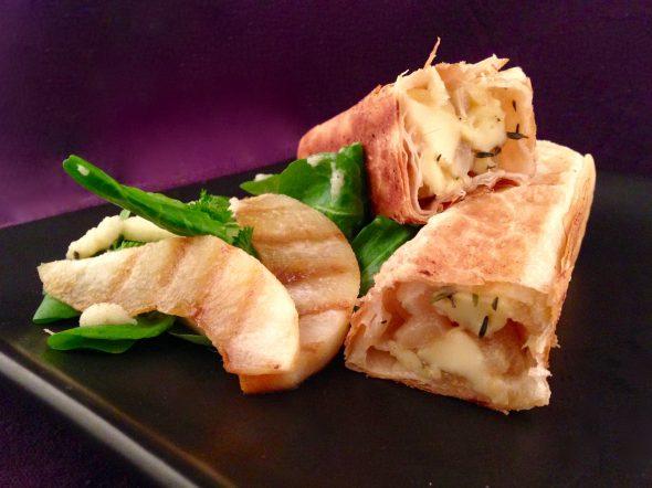 Camembert-Cigar-Salad-Apple-Elderberry-Dressing-3