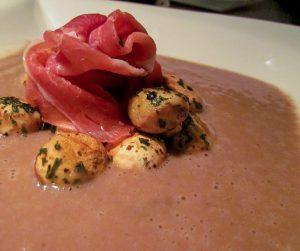 Chestnut-Mushroom Soup 5