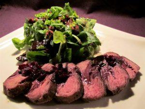 Ostrich-Steaks-Warm-Mushroom-Salad-1