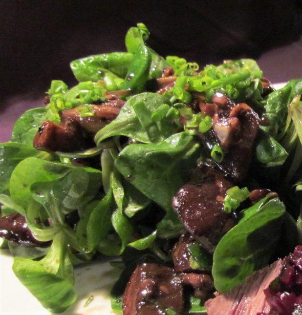 Ostrich-Steaks-Warm-Mushroom-Salad-2