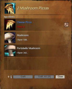 mushroom-pizza