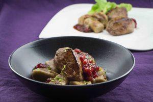 venison-filet-chestnut-gnocchi-cowberry-sauce-5