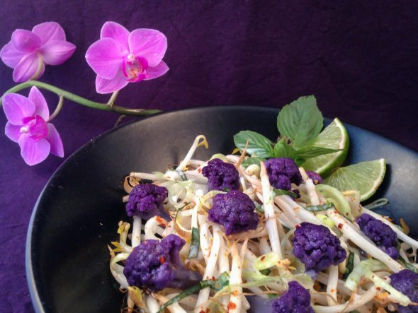 Beansprout-Salad-Coconut-Leek-Dressing-4