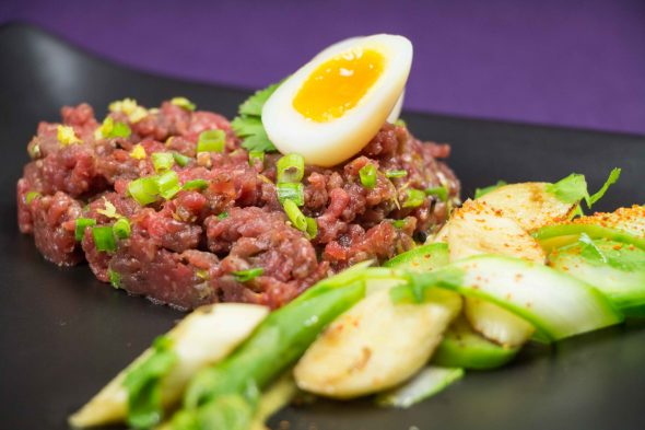 Steak-Tartare-Aspargus-Salad-1
