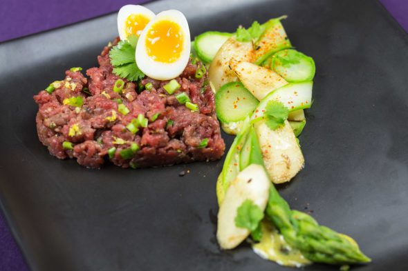 Steak-Tartare-Aspargus-Salad-2