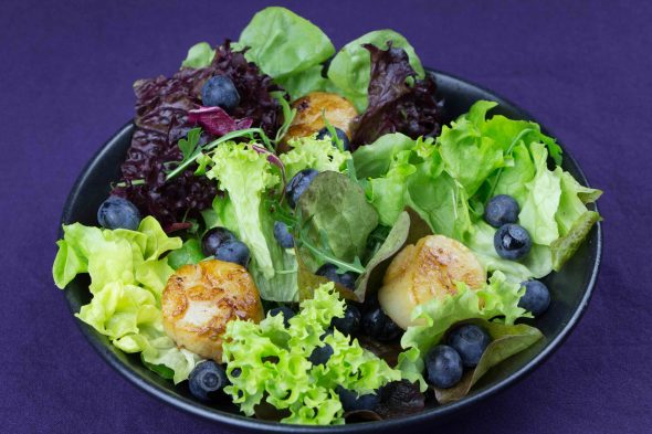 Blueberry-Scallop-Salad-1
