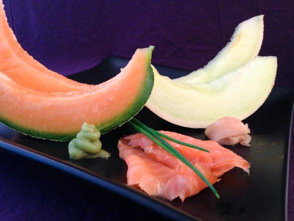 Melon-Salmon-Wasabi-Salad-1