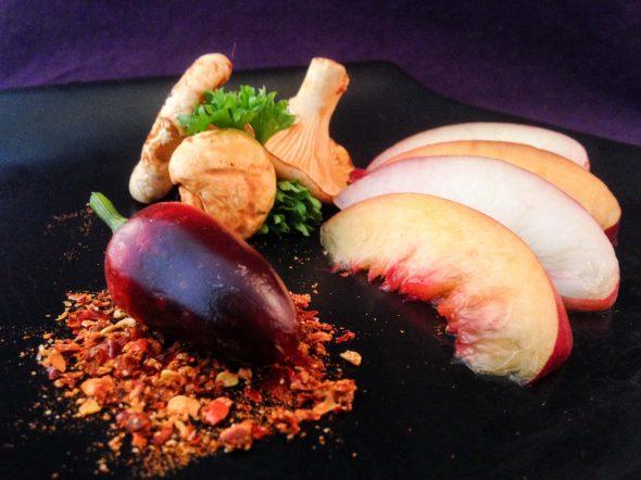Rosemary-Lamb-Chops-Nectarines-Chanterelles-2