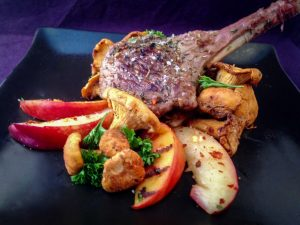 Rosemary-Lamb-Chops-Nectarines-Chanterelles-7