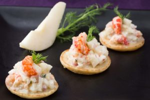 River-Crab-Pear-Blini-Bites-4