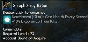 Seraph Spicy Ration
