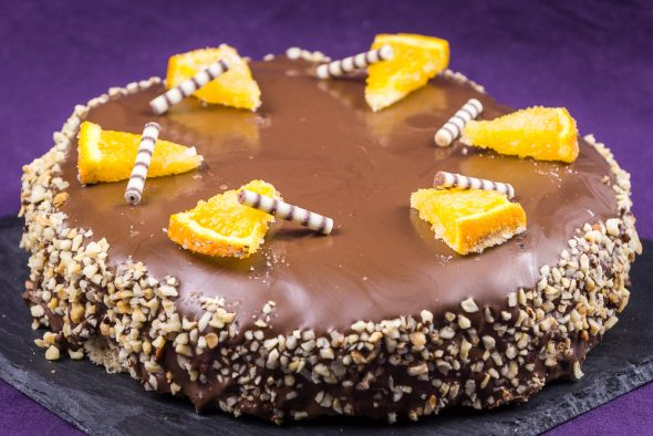 Allspice-Sponge-Cake-Cowberry-Sorbet-1
