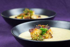Jerusalem-Artichoke-Soup-Chorizo-Chimichurri-5
