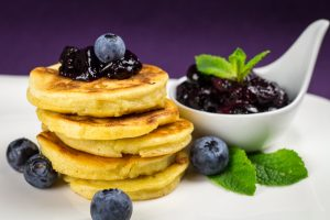 Buttermilk-Apple-Pancakes-Blueberry-Compote-1