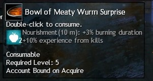 Meaty Wurm Surprise