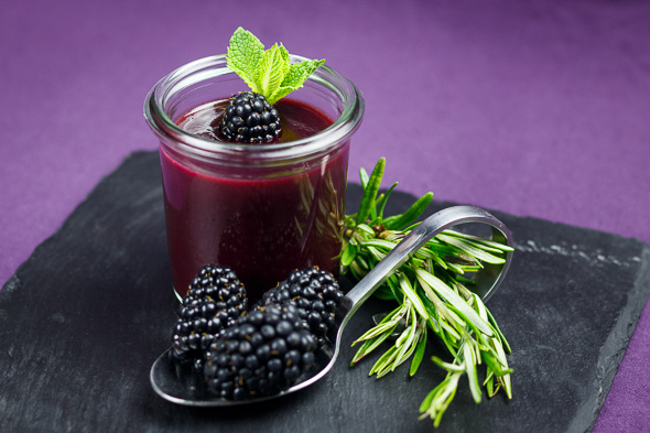 Honey-Panna-Cotta-Blackberry-Rosemary-Curd-1