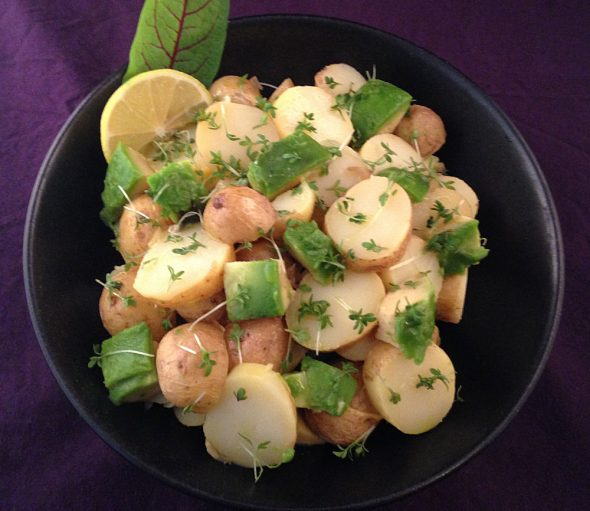 Potato-Avocado-Watercress-Salad-6