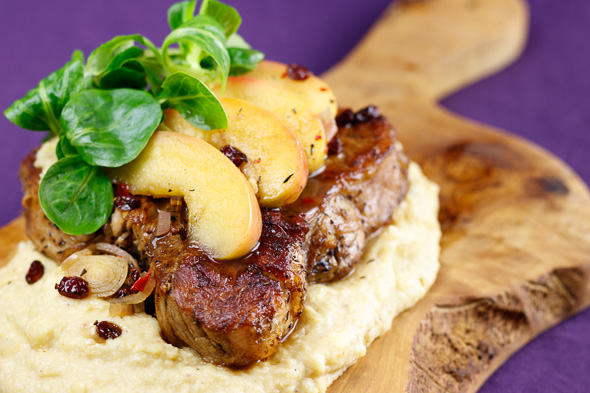 Veal-T-Bone-Steak-Cider-Apples-Parsnip-Puree-3