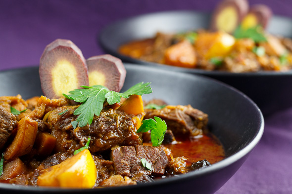 Persian-Beef-Quince-Stew-Khoreshe-Beh-3