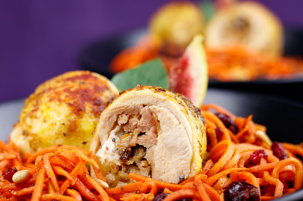 Lemon-Chicken-Ballotines-Spicey-Carrot-Noodles-3