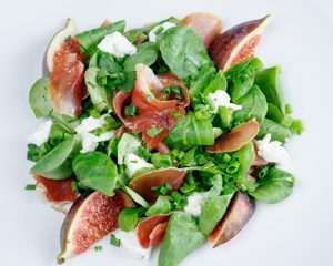 Zingy-Lambs-Lettuce-Fig-Mustard-Vinaigrette-Cured-Ham-Goats-Cheese-4