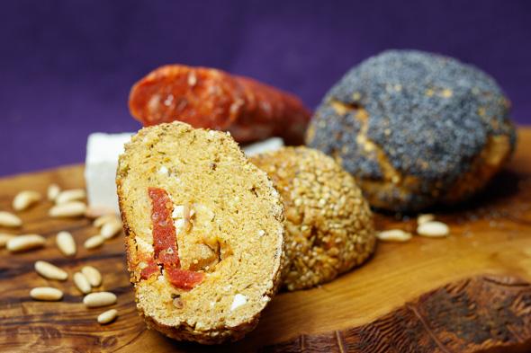 Energizer-Gazpacho-Savory-Millet-Feta-Chorizo-Bread-5