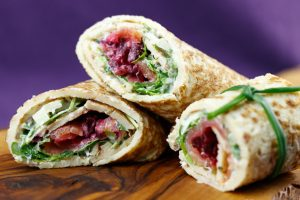 Smoked-Salmon-Herb-Crêpes-Apples-Beets-3