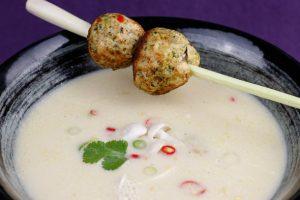 Lemongrass-Coconut-Soup-Spicy-Chicken-Skewers-Tom-Kha-Gai-4