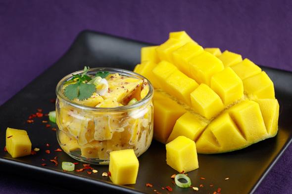 Sweet-Potato-Rösti-Griddled-Mango-Relish-Chilli-Prawns-1