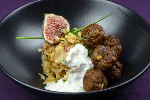 Jerusalem-Artichoke-Taboulé-Spicy-Lamb-Meatballs-3