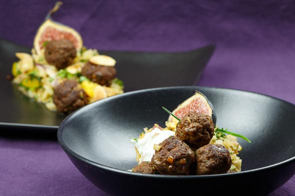 Jerusalem-Artichoke-Taboulé-Spicy-Lamb-Meatballs-4
