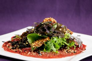 GW2-Sesame-Ginger-Beef-Carpaccio-Crispy-Fried-Lime-Leaves-3