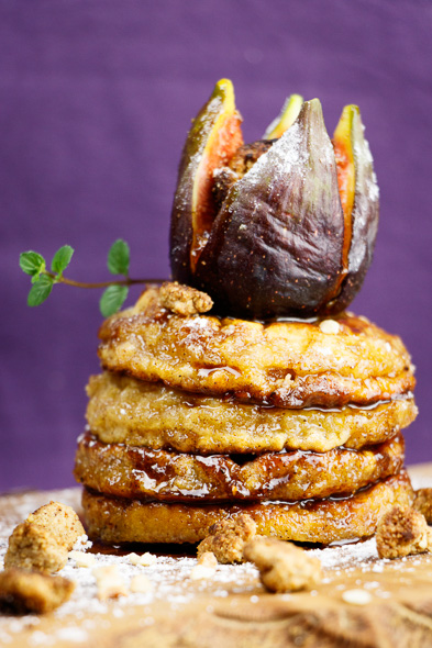 Mandarin-Orange-Almond-Caramel-Pancakes-Caramelized-Figs-Cinnamon-Crumble-4