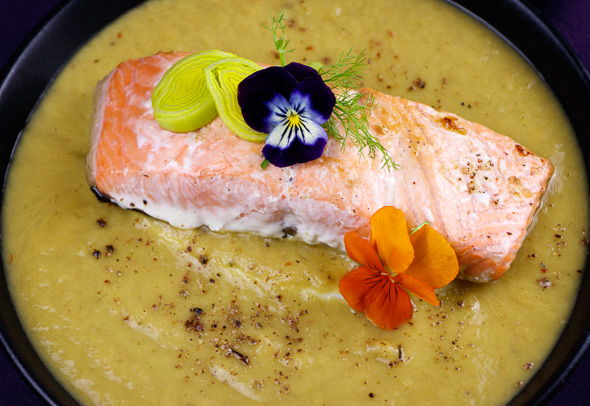 Leek-Lemon-Soup-Poached-Salmon-1