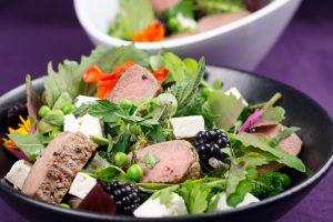 Spring-Lamb-Pea-Blackberry-Salad-1