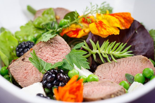 Spring-Lamb-Pea-Blackberry-Salad-2