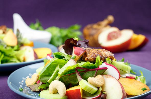 Cajun-Chicken-Nectarine-Salad-1