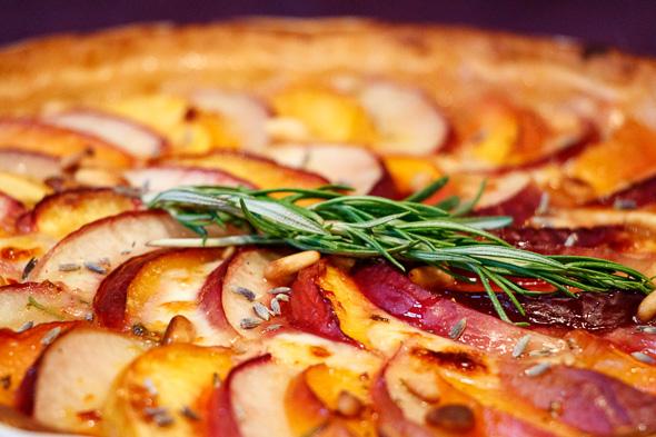 Glazed-Peach-Taleggio-Tarte-2